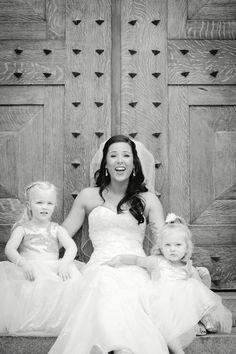 Love these little girls :) #flowergirls #wedding #littlebeauties #mygirls #hartfordct #thesocietyroom #july2015 #summatime #bestweddingever #bestdayever