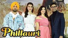 Must Watch #Phillauri Movie - #AnushkaSharma & Star Cast Media Interaction | @veblr -   #Bollywood #Movie #film #UpcomingMovie