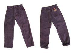 90 s PURPLE Vintage hippie Grunge violet par dirtybirdiesvintage