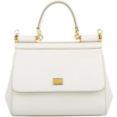 Dolce&Gabbana Mini Bag Sicily Vitello Stampa Bianco in white, Shoulder... ($905) ❤ liked on Polyvore featuring bags, handbags, shoulder bags, white, white shoulder handbags, white purse, leopard print handbag, flap handbags and miniature purse