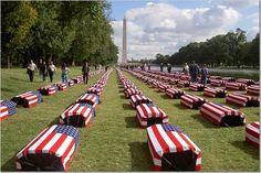 Memorial Day Caskets