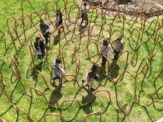 #copperlabyrinth #interni #lookintomyeyesstudios