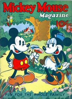 Mickey Mouse Magazine Vol. 1 (1935) 9