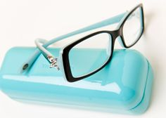 Tiffany glasses = A sight for sore eyes