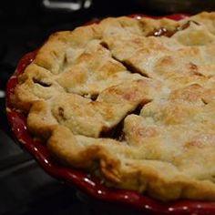 Aunt Carol's Apple Pie Allrecipes.com