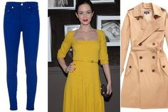 Top 10 fashion dos for today..