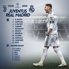 Live Stream: Juventus Vs Real Madrid UCL Quarter Final 1st Leg