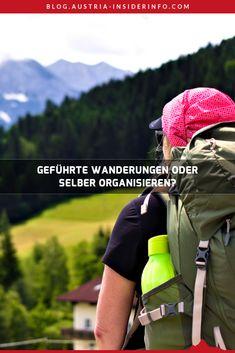 Geführte Wanderungen sind nicht jedermanns Sache. Planst du deine Touren auch lieber selbst? Für mich war die Antwort lange Zeit völlig klar: selber organisieren, na logisch! Wozu sollte ich einen Wanderführer brauchen? Doch was du selber noch nie probiert hast, kannst du nur sehr selten zu 100% beurteilen. Und so bin auch ich am Ende überrascht gewesen, wie sehr mir die Teilnahme an geführten Wanderungen gefallen hat. Roadtrip, Austria, Hacks, Travel, Outdoor, Attendance, Hiking Trails, Round Trip, Training