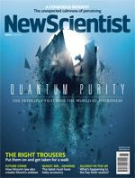 Issue 3016 of New Scientist magazine