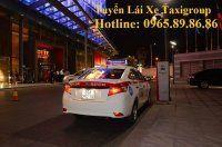 TAXIGROUP TUYỂN LÁI XE TAXI BẰNG B2 LƯƠNG 10TRIỆU Hotline: 0965.89.86.86