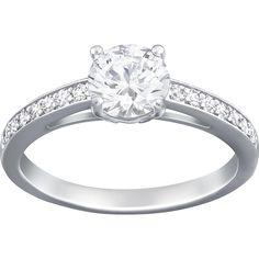 Swarovski Damenring Attract - 89,00 € Engagement Ring