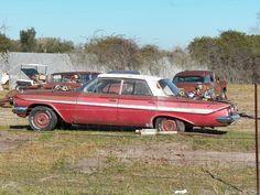 61 Impala sedan