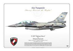 HAF F-16D 111FW 341SQ