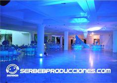 Decoración en Led  http://serbebproducciones.com/