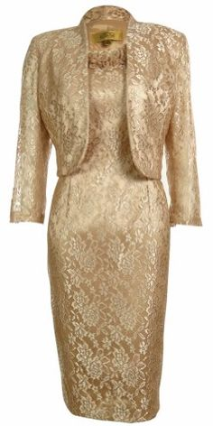 Women&39s Business Suit Embroidered Dress &amp Jacket Set (2