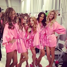 VS Angels- bridesmaids picture!