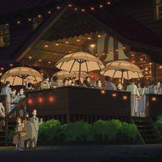 Studio Ghibli, Opera House, Building, Outdoor Decor, Anime, Buildings, Cartoon Movies, Anime Music, Animation