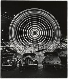 "porelpiano: ""Ferris Wheel"" + Andreas Feininger"