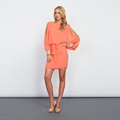 Cooper St Sherbet Amazon Party Dress at SWISH