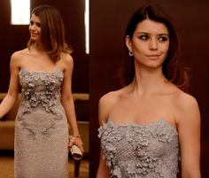 Picture of Beren Saat Strapless Dress Formal, Formal Dresses, The Dress, Beautiful Dresses, Like4like, Womens Fashion, Fashion Trends, Style Inspiration, Actors