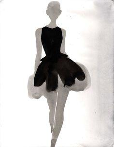 Azzedine Alaia Short Dress for Rodeo Magazine Sweden, 2011 | by Mats Gustafson