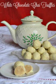White chocolate chai truffles are a great last minute gift and they are surprisingly easy to make. Christmas is one week away. I've mailed all my Christmas gifts and will send my cards on Monday. Now's the crunch time for small gifts for friends and neighbors. The last couple of weeks were so busy I...