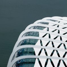 Cooled Conservatories, Gardens by the Bay wins 2013 RIBA Lubetkin Prize | News | Archinect