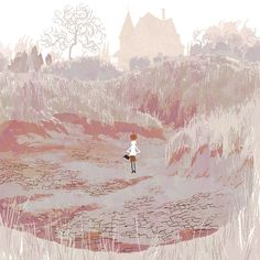 Coraline Concept Art - Tadahiro Uesugi