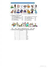 diagnostic test worksheet - Free ESL printable worksheets made by teachers