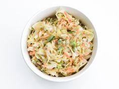 Bringing a little Tex-Mex influence to coleslaw, this dressing gets its bold flavor from lime juice, jalapeño, cilantro, and cumin.