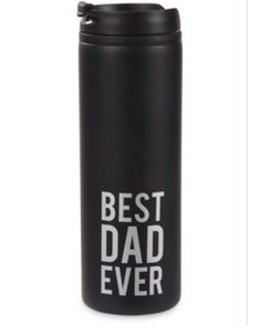 Keep Dad Hydrated during the Summer months and beyond.  Water Bottle for The Best Dad Ever.