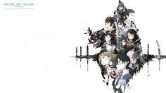 Sword Art Online Ordinal Scale Anime Movie Wallpaper