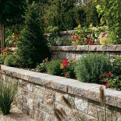 GARDAline tuinmuur linear | Tuinmuren voor professionals van Klostermann Dronten