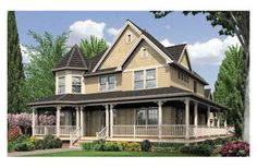 House Plan 48-214 www.houseplans.com