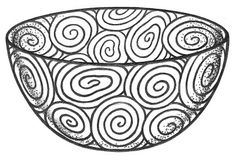 """HowStuffWorks """"Coiled Bowl"""""""
