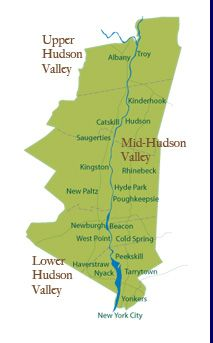 hudson valley. good trip idea. follow the hudson to the erie canal.