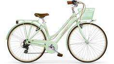 """dámsky retro bicykel MBM Boulevard 6SP 28"""" - mätový"""