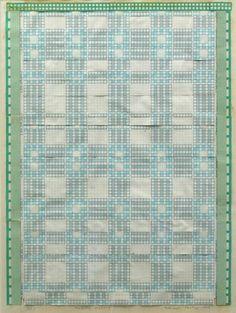 Eduardo Paolozzi. No 1 Memory Matrix, collage study for Universal Electronic Vacuum. 1967