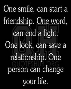 Start a friendship