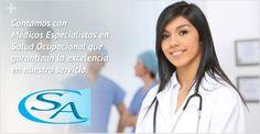 Contamos con Médicos Especialistas y profesionales de Salud Ocupacional capacitados que garantizan una excelencia en nuestro trabajo.