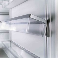Miele Drop and Lock Shelves, Remodelista