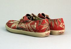 Vans - Vans - Aloha Rata Vulc (Burnt Henna) - Ubiq Life