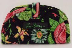 Vera Bradley Botanica Mini Jewelry Pouch Ring Roll Travel Case NWT SB0309 #VeraBradley