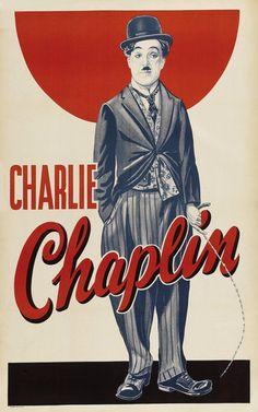 Art Print Charlie Chaplin - Adfabrum