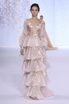 Ralph and Russo Spring Summer 2016 Haute Couture