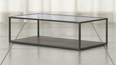 """Switch Coffee Table - 14.25"""" x 25"""" x 48"""" - C&B :: $300"""