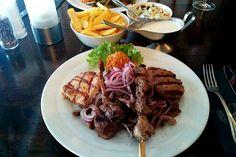 Rhodos schotel bij Restaurant Rhodos. #smakelijkbreda #food #foodblog #avondeten #breda
