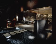 MANDARIN ORIENTAL TOKYO hotel by A.N.D. Tokyo Japan hotel hotels and restaurants mastered mix of patterns