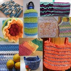 Go green with crochet