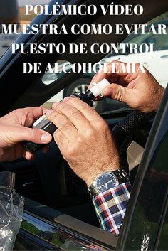 El método, totalmente legal, es respetado en tres controles por los policías que intervienen.